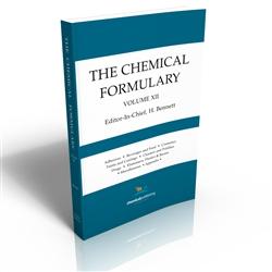 The Chemical Formulary, Volume 12