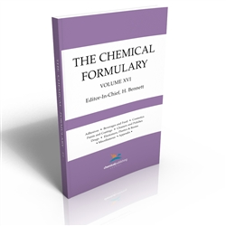 The Chemical Formulary, Vol 16