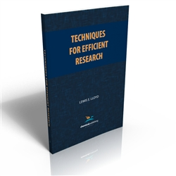 Techniques for Efficient Research