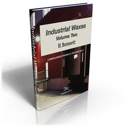 Industrial Waxes, Vol.1, Natural and Synthetic Waxes