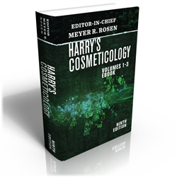 Harry's Cosmeticology 9th Edition eBook