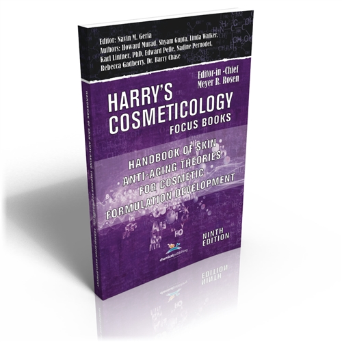 Handbook Of Skin Anti Aging Theories For Cosmetic Formulation