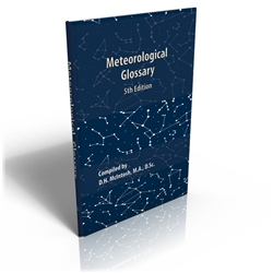 Meteorological Glossary, 5th Edition