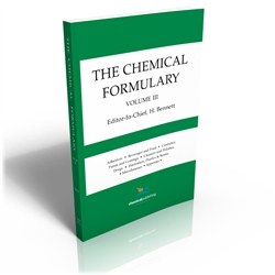 The Chemical Formulary, Volume 3