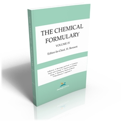 The Chemical Formulary, Vol 4