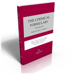 The Chemical Formulary, Vol 25