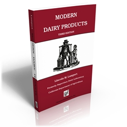 Modern Dairy Products, 3rd Ed.