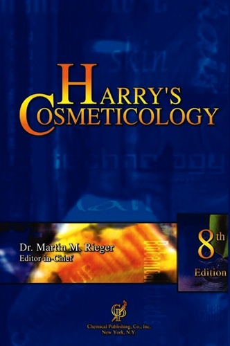 Harry S Cosmeticology Cosmetic Formulation Books Cosmetic Science