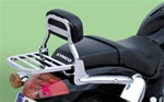 KYMCO VENOX SISSY BAR WITH LUGGAGE RACK STANDARD