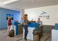 The Club at LAS, Terminal 1 - Day Pass