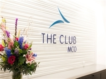 The Club MCO, Airside 1 - Day Pass