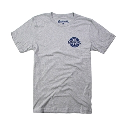Calhoun's On the River Tee - Athletic Grey