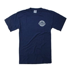 Calhoun's On the River Tee - Navy