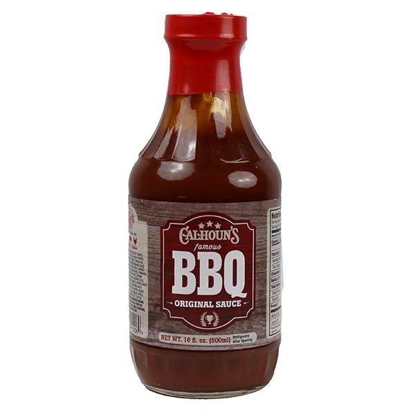 Calhoun S Famous Bbq Sauce