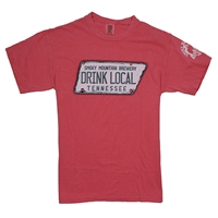 SMB Drink Local Tee - Watermelon