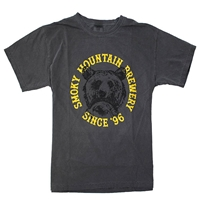 SMB Bear Head Tee - Pepper