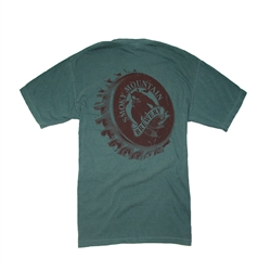 SMB Bottle Cap Tee - Blue Spruce