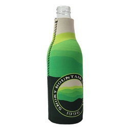 SMB Vista Bottle Koozie - Green
