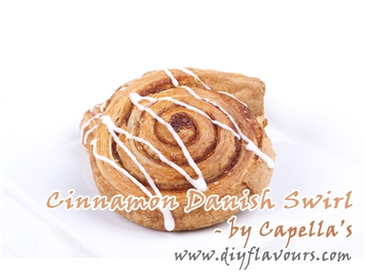 Cinnamon Danish Swirl by Capella's