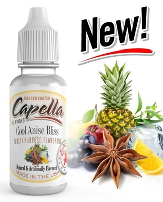 Cool Anise Bliss by Capella's