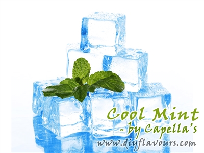 Cool Mint Flavor Concentrate by Capella's