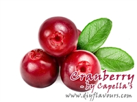 Cranberry Flavor Concentrate by Capella's