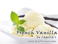 French Vanilla Flavor by Capella's