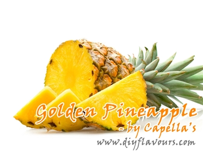 Golden Pineapple Flavor Concentrate by Capella's