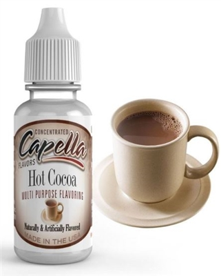 Hot Cocoa by Capella's