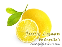 Juicy Lemon Flavor Concentrate by Capella's