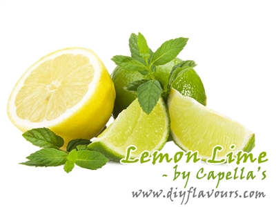 Lemon Lime Flavor Concentrate by Capella's