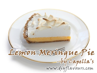 Lemon Meringue Pie by Capella's