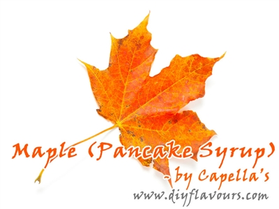 Maple (Pancake Syrup) by Capella's