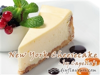 New York Cheesecake by Capella's