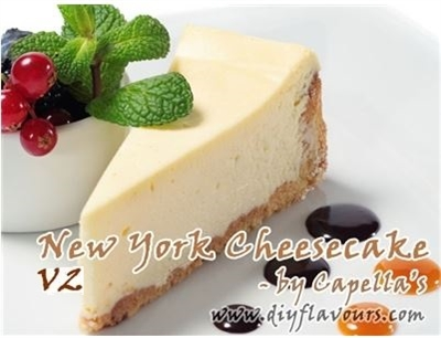 New York Cheesecake V2 by Capella's