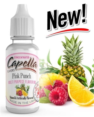 Pink Punch by Capella's