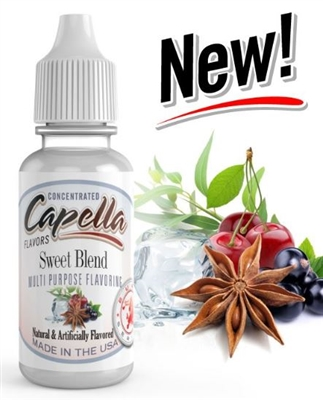 Sweet Blend by Capella's
