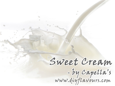 Sweet Cream Flavor Concentrate by Capella's