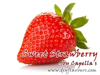 Sweet Strawberry Flavor Concentrate by Capella's
