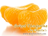 Sweet Tangerine Flavor Concentrate by Capella's