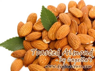 Toasted Almond Flavor Concentrate by Capella's