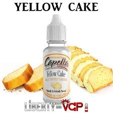 Yellow Cake Flavor Concentrate by Capella's