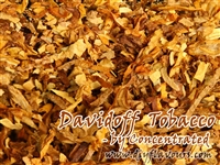 Davidoff Tobacco Concentrated Flavor