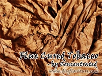 Flue Cured Tobacco Concentrated Flavor