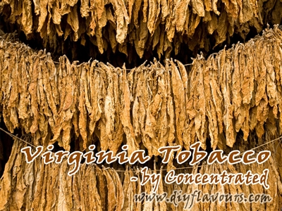 Golden Virginia Tobacco Concentrated Flavor