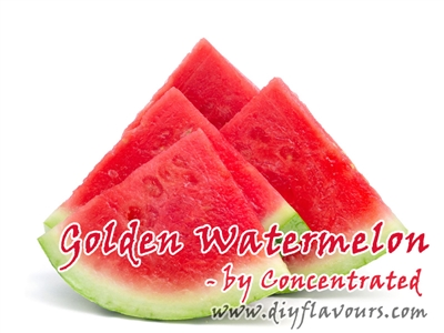 Golden Watermelon Super Concentrated Flavor