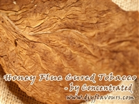 Honey Flue Cured Tobacco Concentrated Flavor
