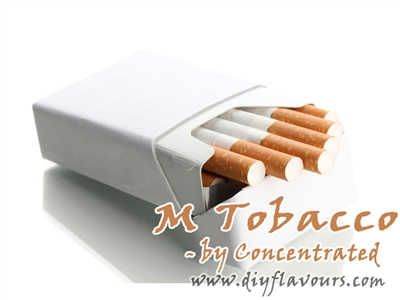 M Tobacco Concentrated Flavor