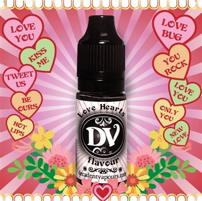 Love Hearts Concentrate by Decadent Vapours