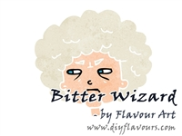 Bitter Wizard Flavor Concentrate by Flavour Art